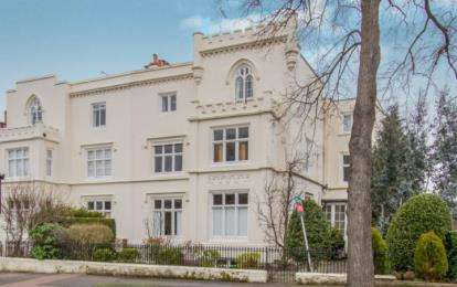 2 Bedrooms Flat for sale in Tuscany House, 34 Warwick Place, Leamington Spa, Warwickshire