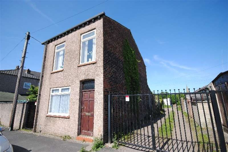 2 Bedrooms Detached House for sale in Beaufort Street, Hindley, Wigan, WN2