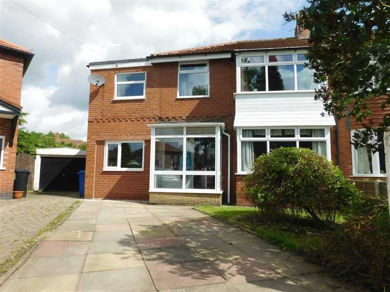 3 Bedrooms Property for sale in Ashbourne Avenue, Cheadle, Stockport
