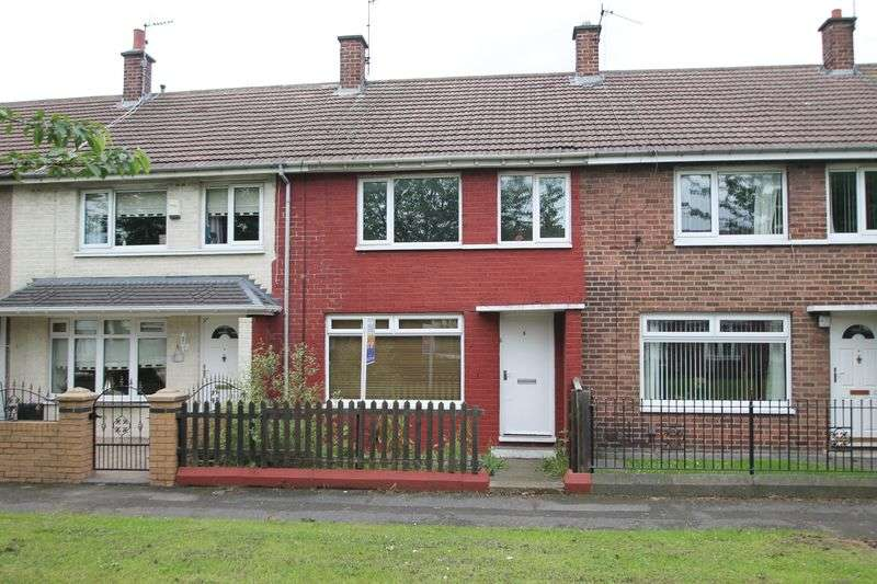 3 Bedrooms Terraced House for sale in Arundel Green, Middlesbrough
