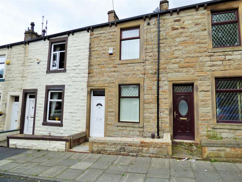 2 Bedrooms Terraced House for sale in Wordsworth Street, Burnley