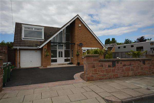 5 Bedrooms Detached House for sale in Broster Avenue, Moreton, Wirral