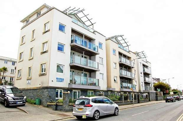1 Bedroom Flat for sale in 9-19 Mount Wise, Newquay, Cornwall