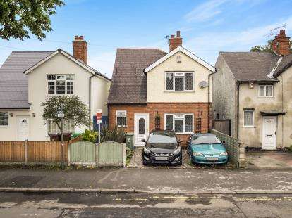 3 Bedrooms Detached House for sale in Scotland Road, Basford, Nottinghamshire