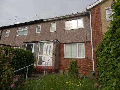2 Bedrooms Terraced House for sale in Barley Mill Road, Consett, Durham, DH8