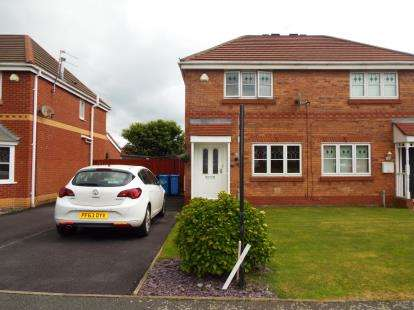 3 Bedrooms Semi Detached House for sale in Hobart Drive, Liverpool, Merseyside, L33