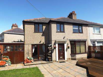 4 Bedrooms Semi Detached House for sale in Warley Avenue, Morecambe, Lancashire, United Kingdom, LA3