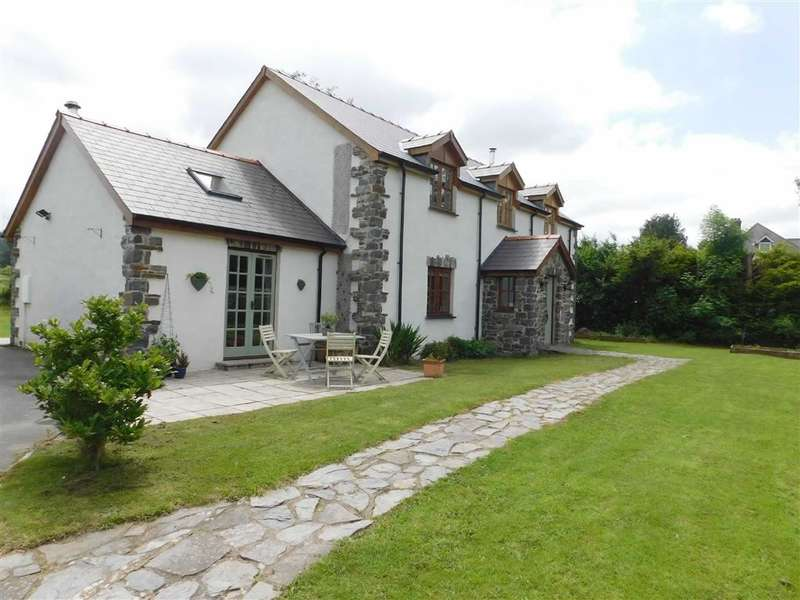 4 Bedrooms Property for sale in Llangybi, Lampeter