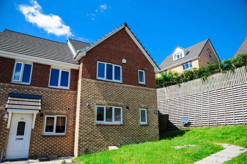 3 Bedrooms Terraced House for sale in Strathcarron Drive, Paisley