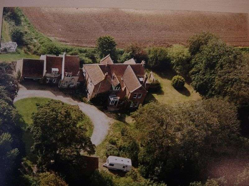 4 Bedrooms House for sale in The Old Rectory, South Somercotes