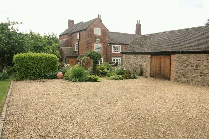 5 Bedrooms House for sale in Bardon Hill, Coalville