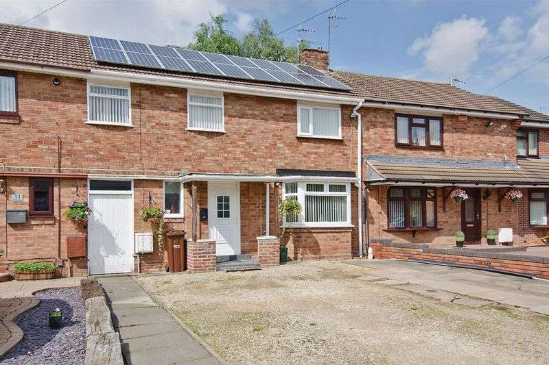 3 Bedrooms Terraced House for sale in Romsey Grove, Fordhouses, Wolverhampton