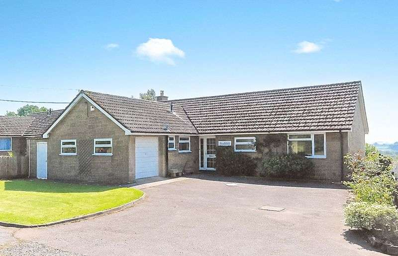 3 Bedrooms Detached Bungalow for sale in Castle Cary