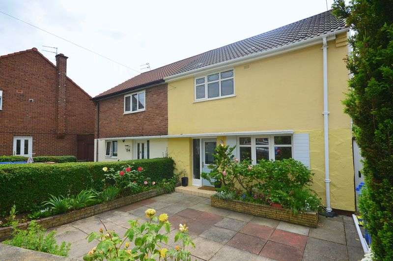 3 Bedrooms Semi Detached House for sale in Molyneux Close, Huyton