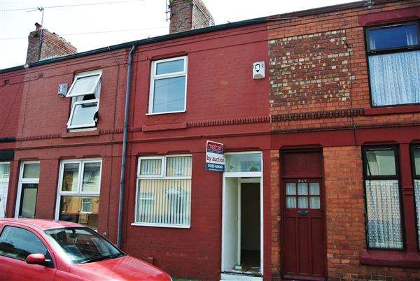 2 Bedrooms Terraced House for sale in Corporation Road, Birkenhead