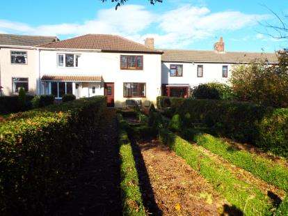 2 Bedrooms Terraced House for sale in Dunelm Road, Thornley, Durham, DH6
