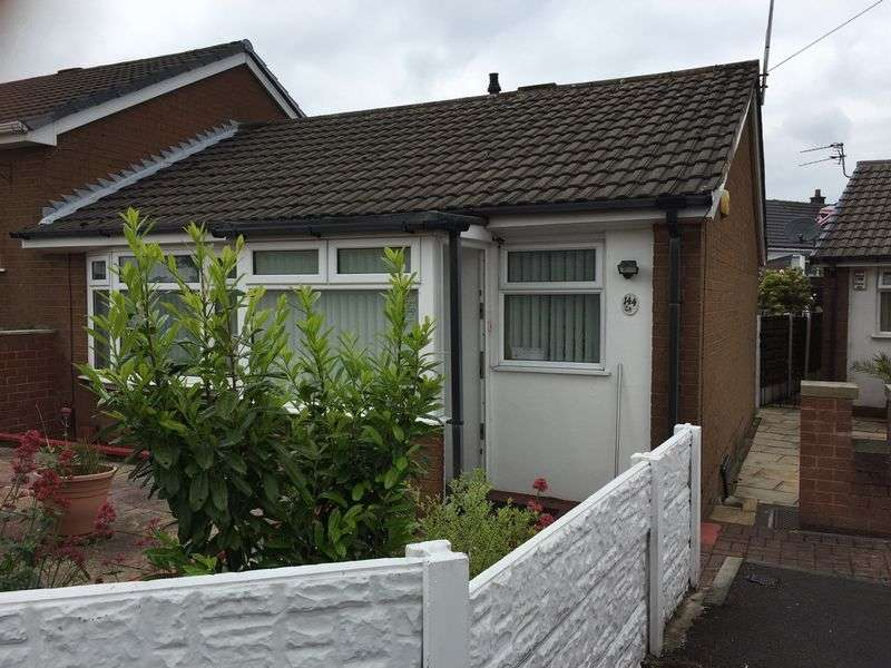 1 Bedroom Detached Bungalow for sale in Trent Road, Oldham