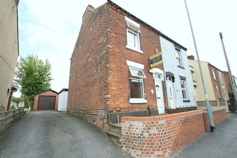 3 Bedrooms Semi Detached House for sale in John Street, Biddulph