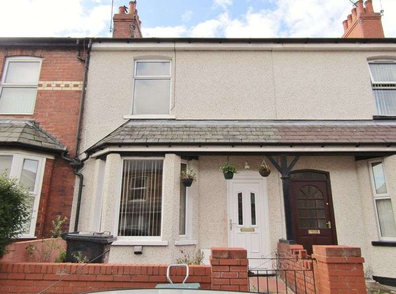 3 Bedrooms Property for sale in Park Road, Colwyn Bay