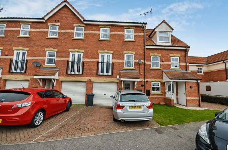 3 Bedrooms House for sale in Dettori Mews, Dinnington, Sheffield, S25