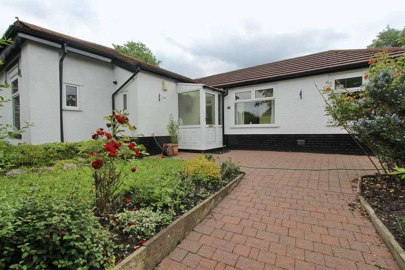 4 Bedrooms Detached Bungalow for sale in Scholes Lane, Prestwich, Manchester