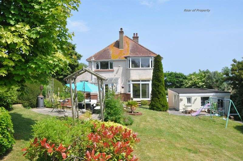 4 Bedrooms Detached House for sale in Shorton Road, Preston, Paignton