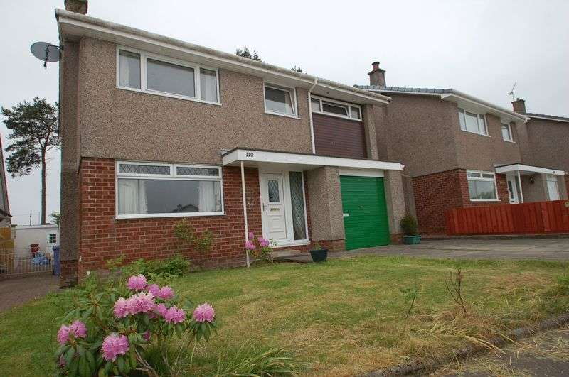 4 Bedrooms Detached House for sale in St. Lukes Avenue, Carluke