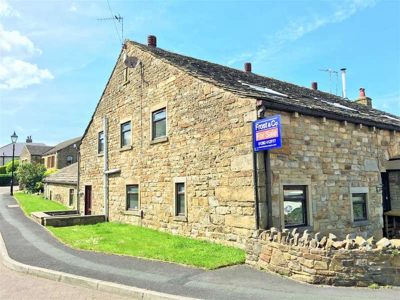 3 Bedrooms Semi Detached House for sale in Stoneycroft Barn, Stoneytcroft, Worsthorne