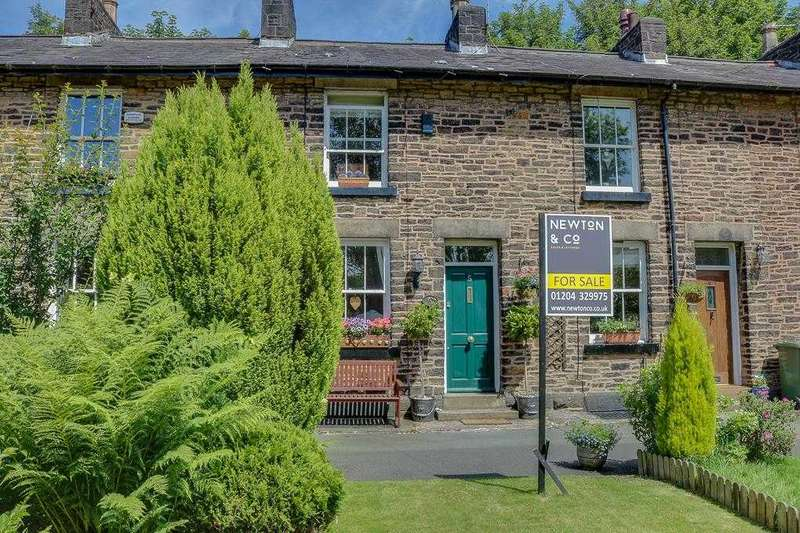 2 Bedrooms Terraced House for sale in Park View, Eagley Bank, Bolton