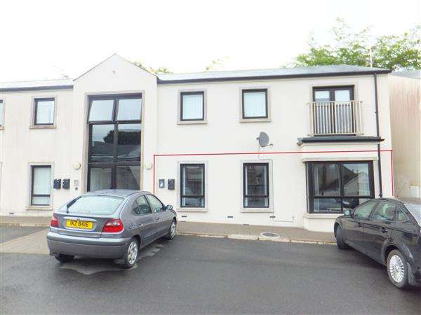 2 Bedrooms Apartment Flat for sale in 8 Necarne Court