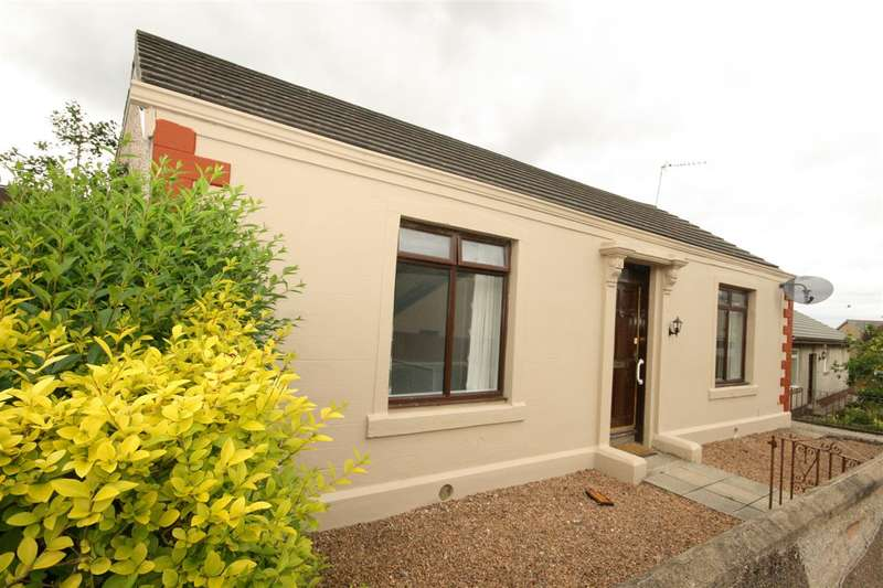 2 Bedrooms Bungalow for sale in Holmlea, Crossgatehead Road, Brightons