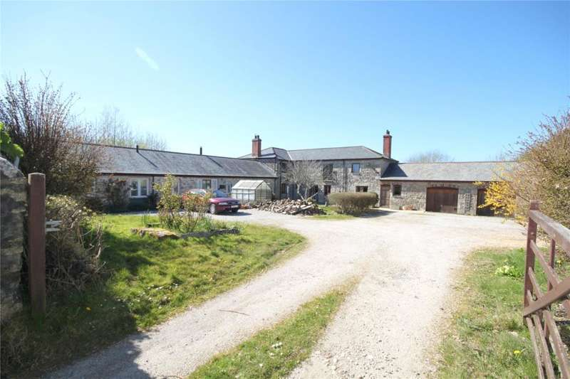 6 Bedrooms Barn Conversion Character Property for sale in St Gluvias, Penryn