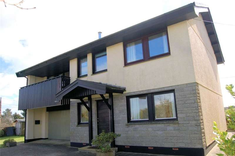 3 Bedrooms Detached House for sale in Gillan, Near Manaccan, Helston