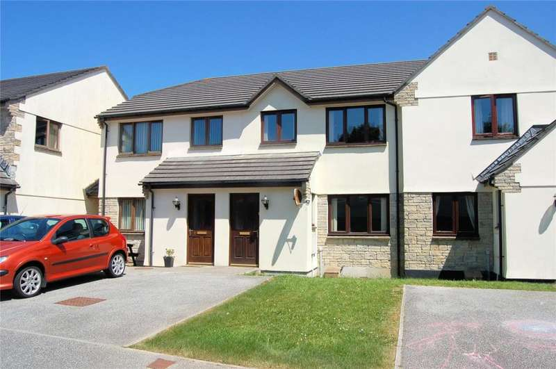 3 Bedrooms Terraced House for sale in Park An Harvey, Helston
