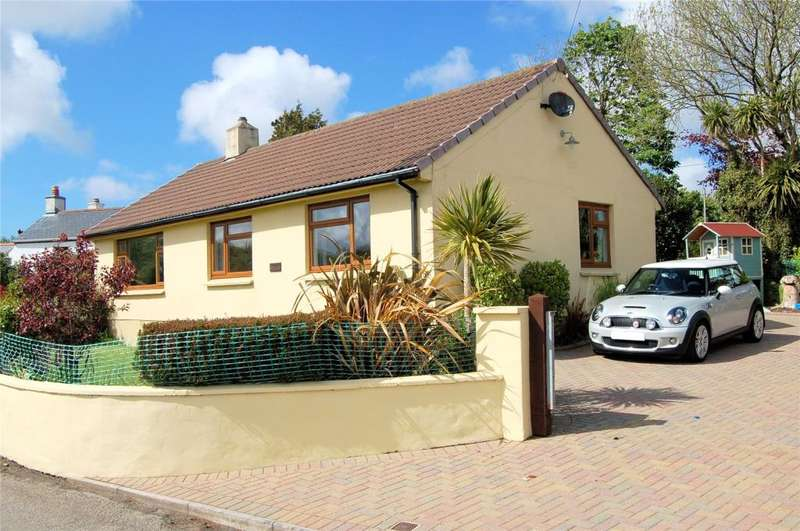 3 Bedrooms Detached Bungalow for sale in Carleen, Near Helston, Cornwall