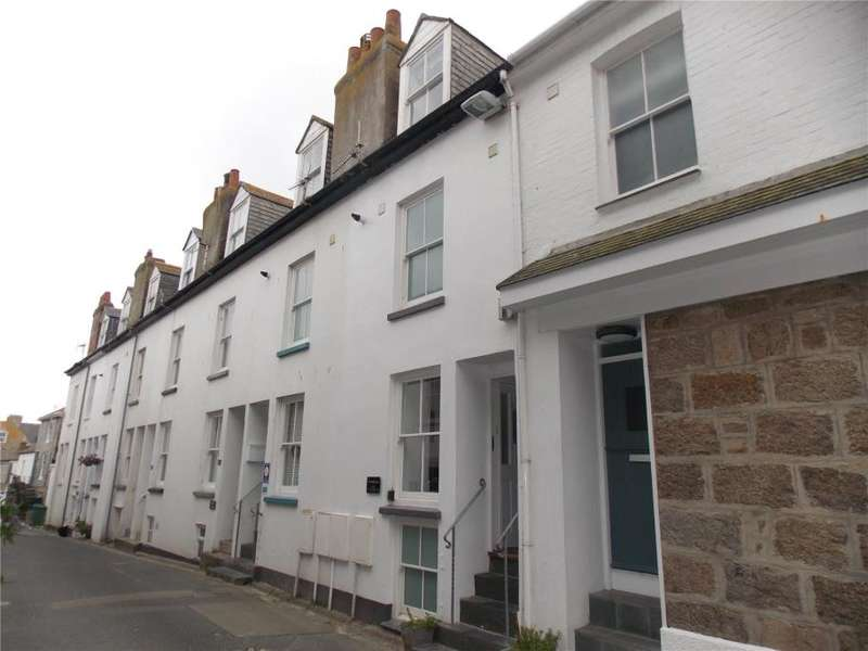 3 Bedrooms Terraced House for sale in Back Road East, St Ives, Cornwall