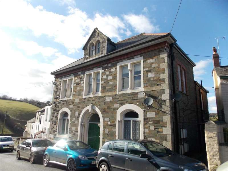 2 Bedrooms Flat for sale in Flat 7 Brotherhood Hall, Launceston, Cornwall