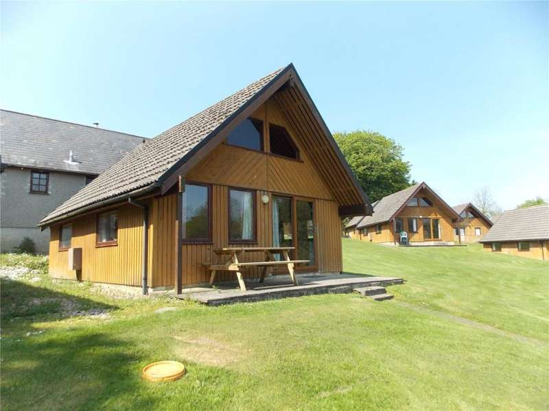 3 Bedrooms Park Home Mobile Home for sale in Hengar Manor, St Tudy, Bodmin
