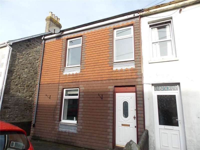 3 Bedrooms Terraced House for sale in New Street, Bugle, St Austell
