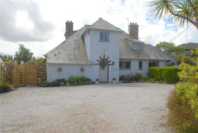 5 Bedrooms Detached House for sale in Fore Street, Lelant