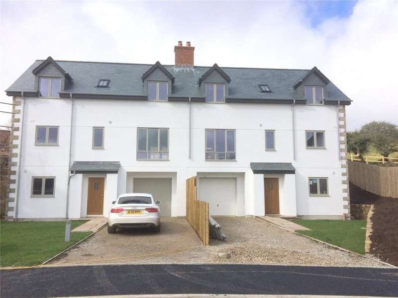 4 Bedrooms Semi Detached House for sale in Furze Croft, Nancledra, Penzance