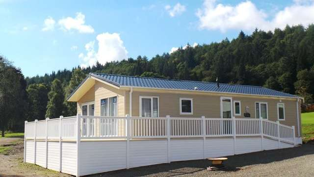 3 Bedrooms House for sale in Evesham Moffat Manor Holiday Park, Beattock, Dumfries and Galloway, DG10 9RE