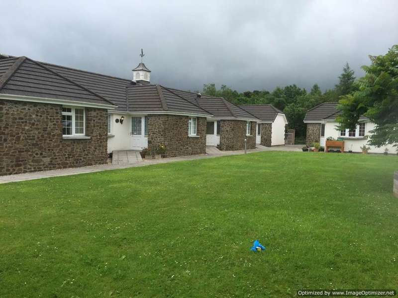 2 Bedrooms Semi Detached Bungalow for sale in Swimbridge, Barnstaple