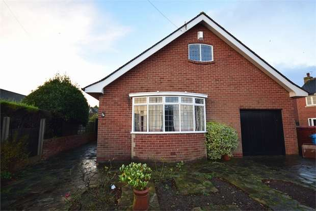 2 Bedrooms Detached Bungalow for sale in Scarborough Road, LYTHAM ST ANNES, Lancashire