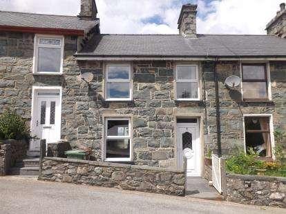 3 Bedrooms Terraced House for sale in Fron Galed, Trawsfynydd, Blaenau Ffestiniog, Gwynedd, LL41
