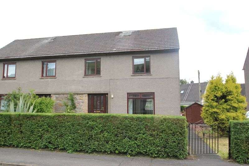 3 Bedrooms Semi Detached House for sale in Murray Place, Dollar