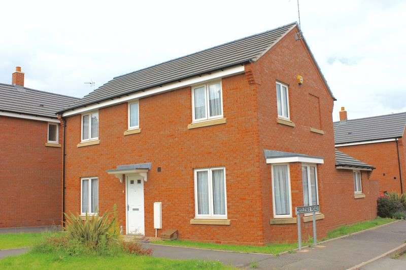 3 Bedrooms Detached House for sale in Middlesex Road, Coventry