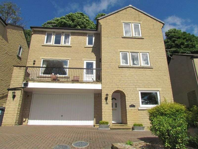 5 Bedrooms Detached House for sale in Moorbottom Lane, Bingley