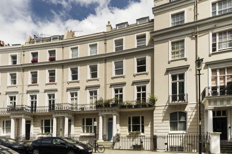 5 Bedrooms Detached House for sale in Royal Crescent, Holland Park