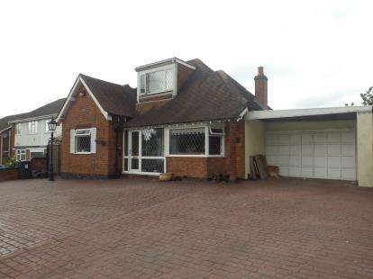 3 Bedrooms Bungalow for sale in Longbridge Lane, Northfield, Birmingham, West Midlands